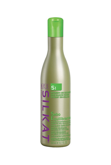 SILKAT S1 OILY HAIR (SEBO)  TREATMENT SHAMPOO 300ML