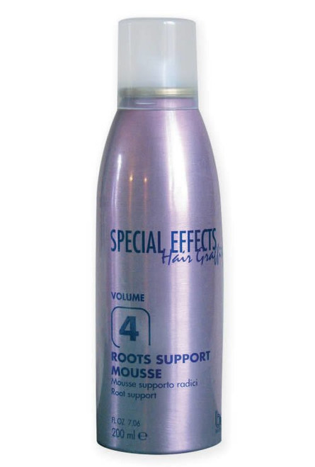 SPECIAL EFFECTS VOLUME - 4 ROOT SUPPORT MOUSSE