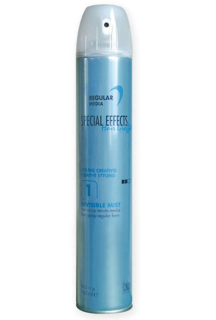 SPECIAL EFFECTS SCULPTING - 1 INVISIBLE MIST MEDIUM HOLD 500 ML/16.9 OZ