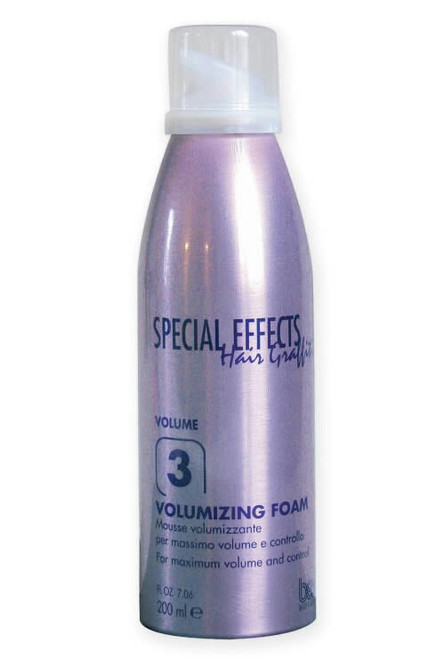 SPECIAL EFFECTS VOLUME - 3 VOLUMIIZING FAOM 200 ML