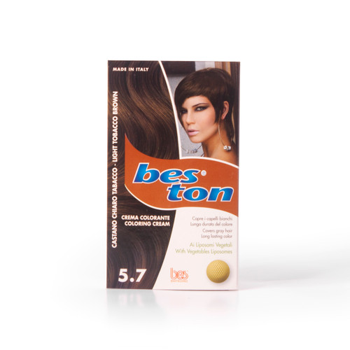 BES TON 5.7 LIGHT TOBACCO BROWN