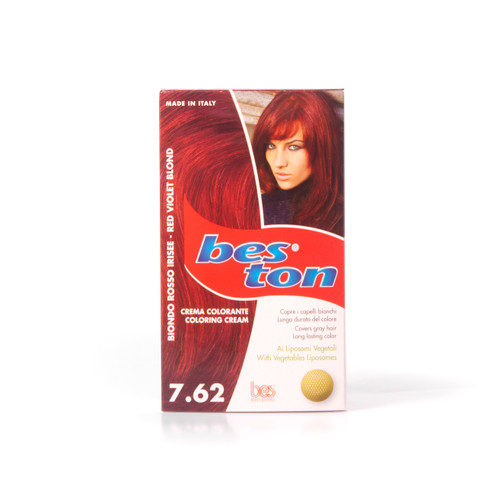 BES TON 7.62 RED VIOLET BLOND