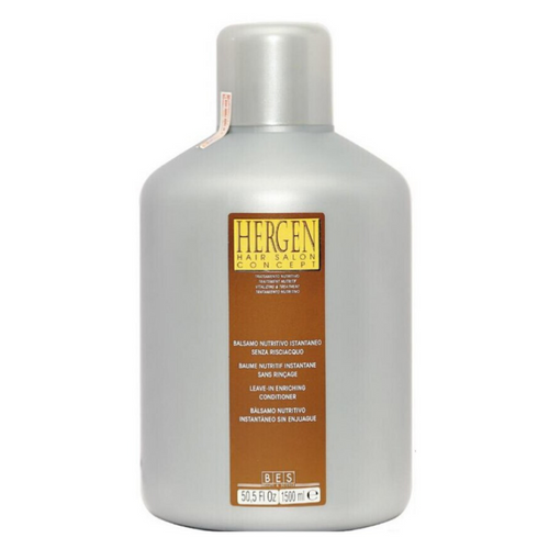 HERGEN GOLD LEAVE IN ENRICHING CONDITIONER 1500 ML