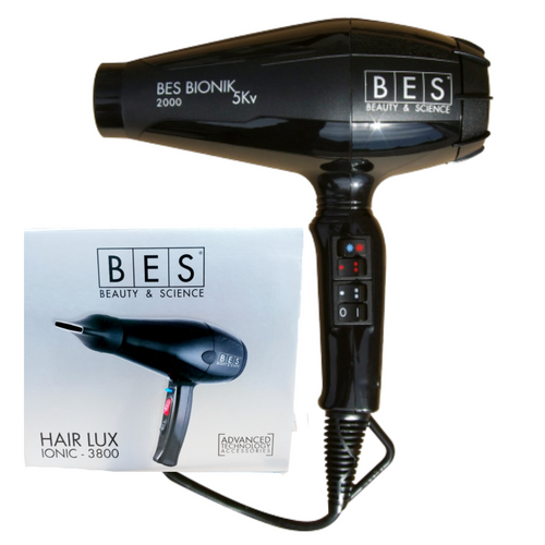 BES IONIC LUX 3800 HAIR DRYER