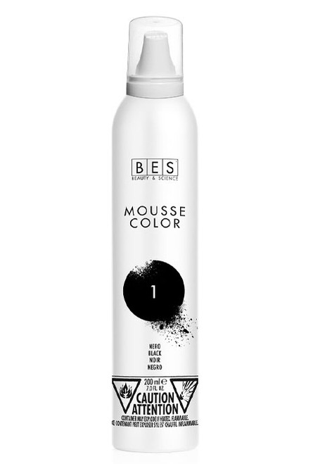 BES MOUSSE COLOR #1