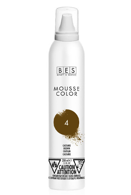 BES MOUSSE COLOR #4