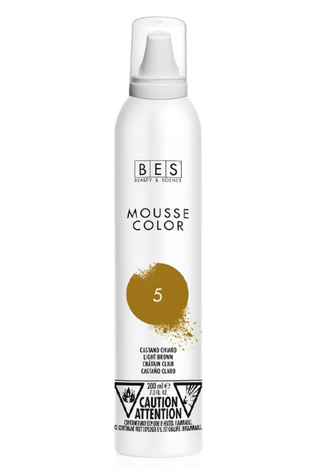 BES MOUSSE COLOR #5