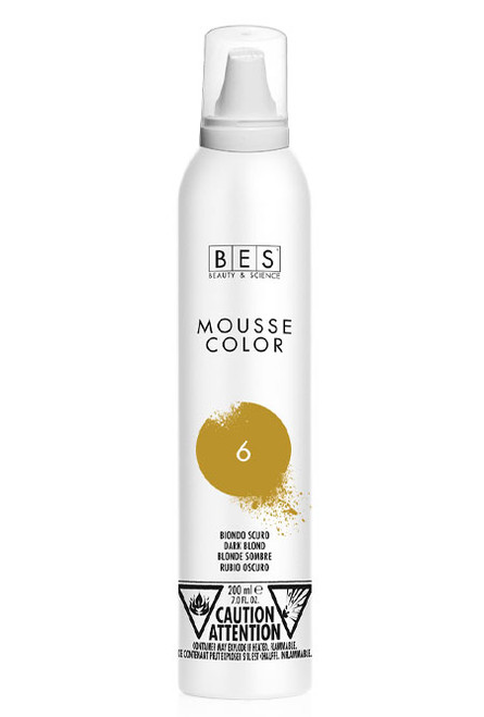 BES MOUSSE COLOR #6