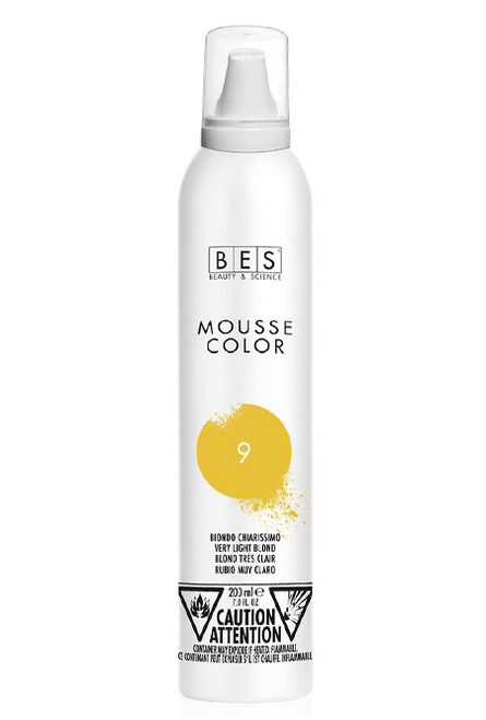 BES MOUSSE COLOR #9