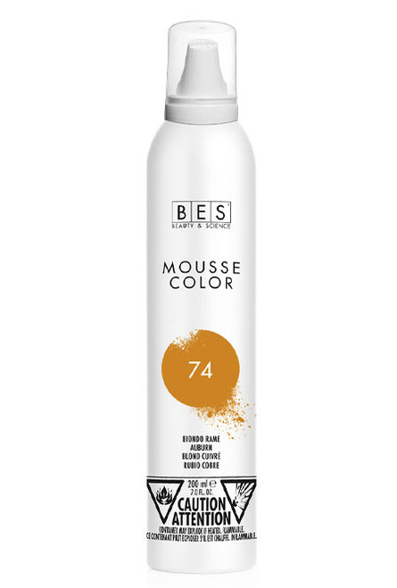 BES MOUSSE COLOR #74