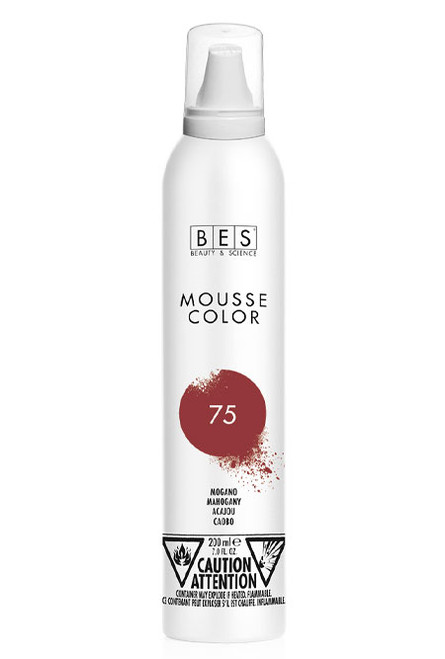BES MOUSSE COLOR #75