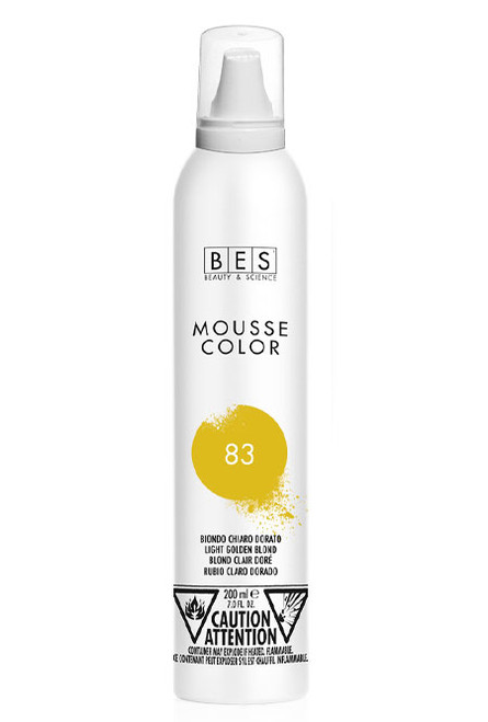 BES MOUSSE COLOR #83