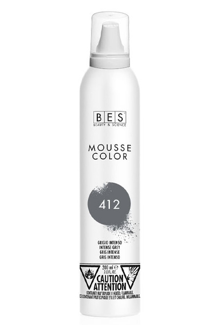 BES MOUSSE COLOR #412