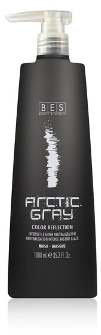 COLOR REFLECTION ARTIC GRAY MASK 1000ML