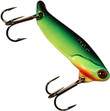 Glow Perch color of Custom Jigs B3 Blade Bait