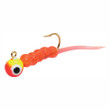 Tutso lure Clown/Hot Orange Body