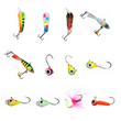 2021 Fisherman's Holiday Gift Pack image of all 12 included jigs