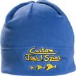 Custom Jigs & Spins Fleece Beanie