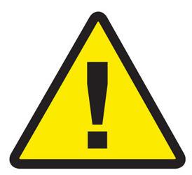 Warning Symbol