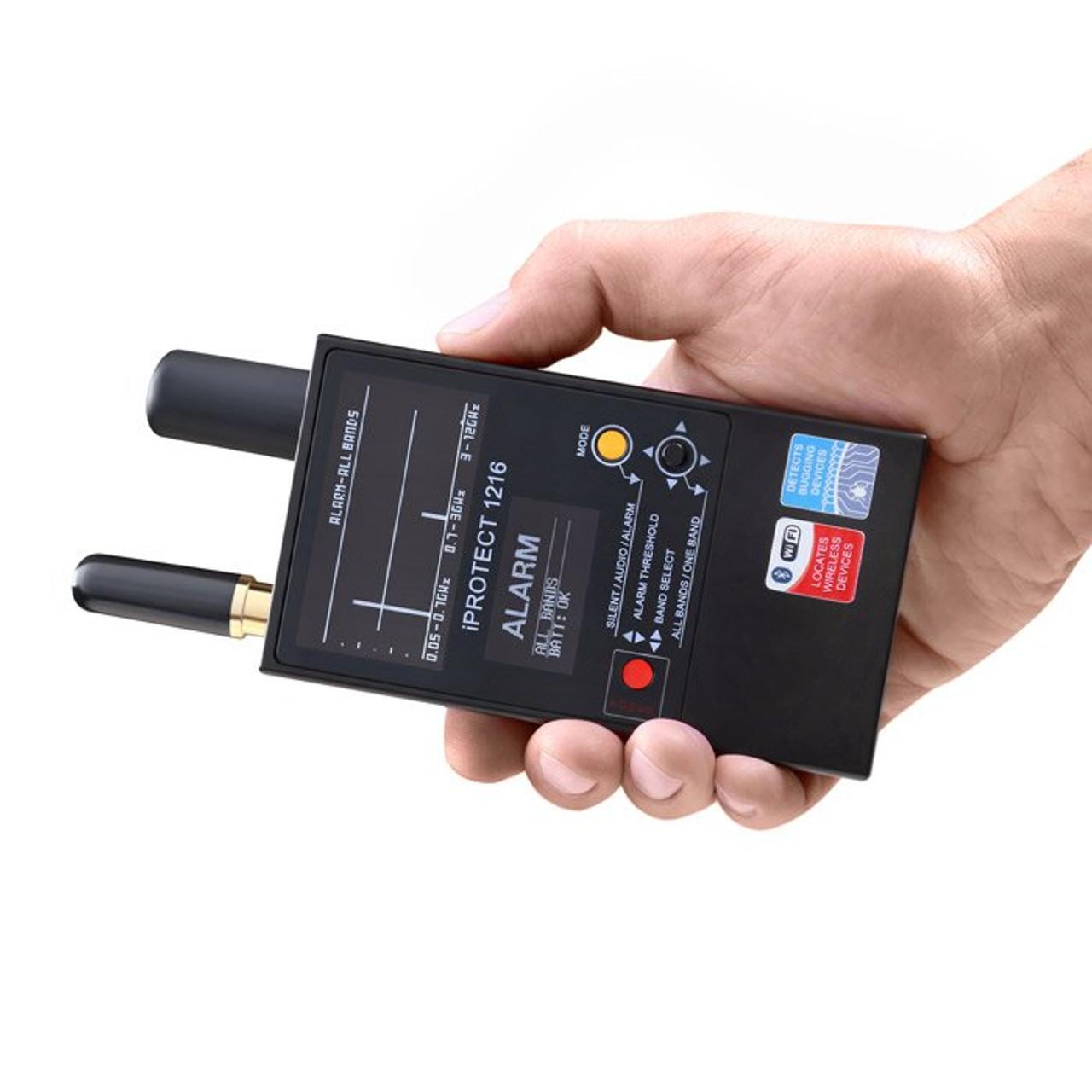 3-Band RF Detector DD1216