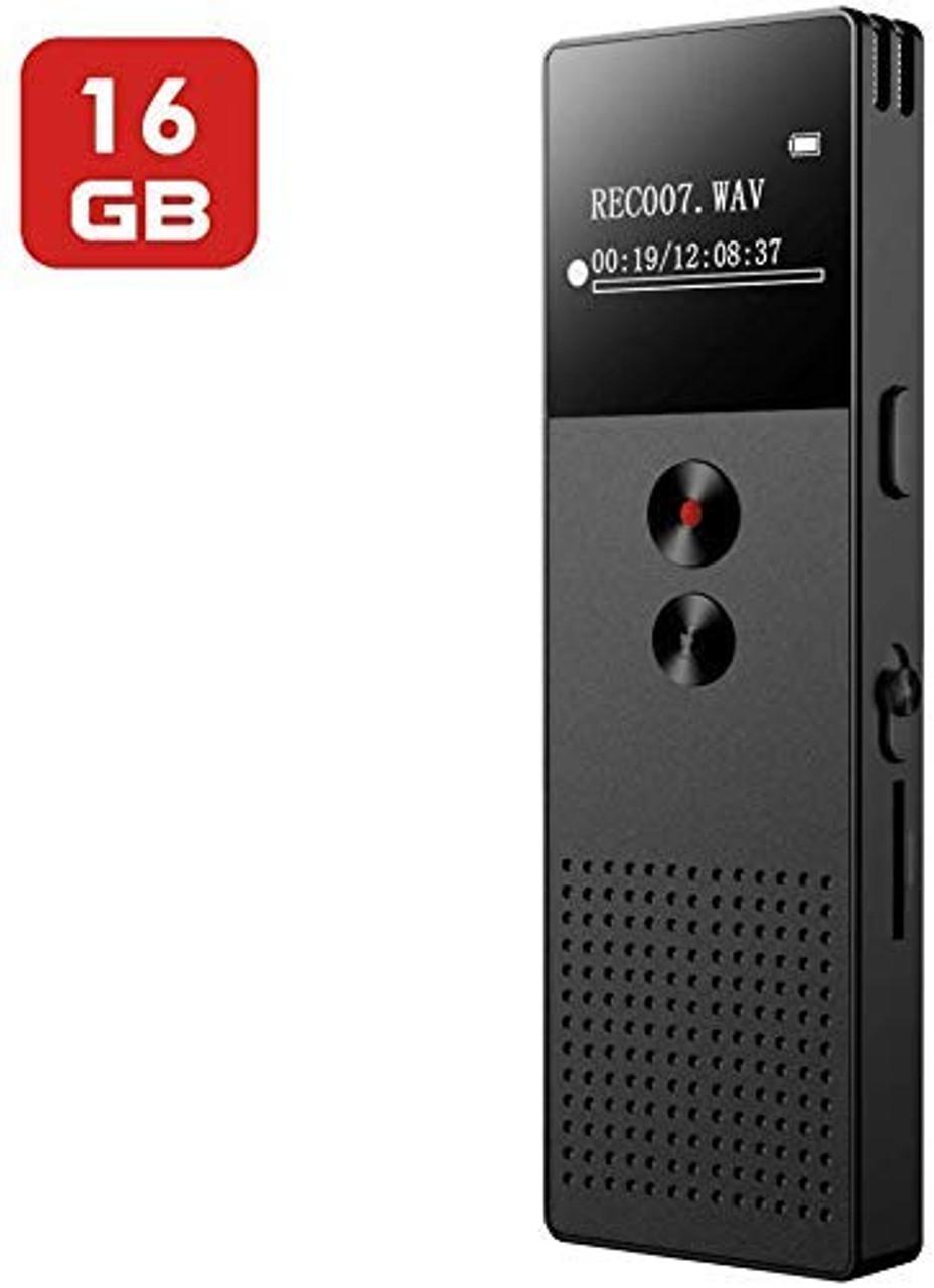 16GB Digital Voice Recorder
