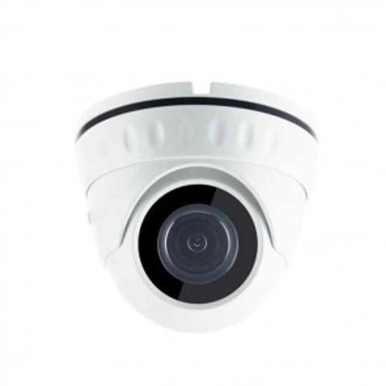 2MP TVI 3.6MM Eyeball Dome Camera