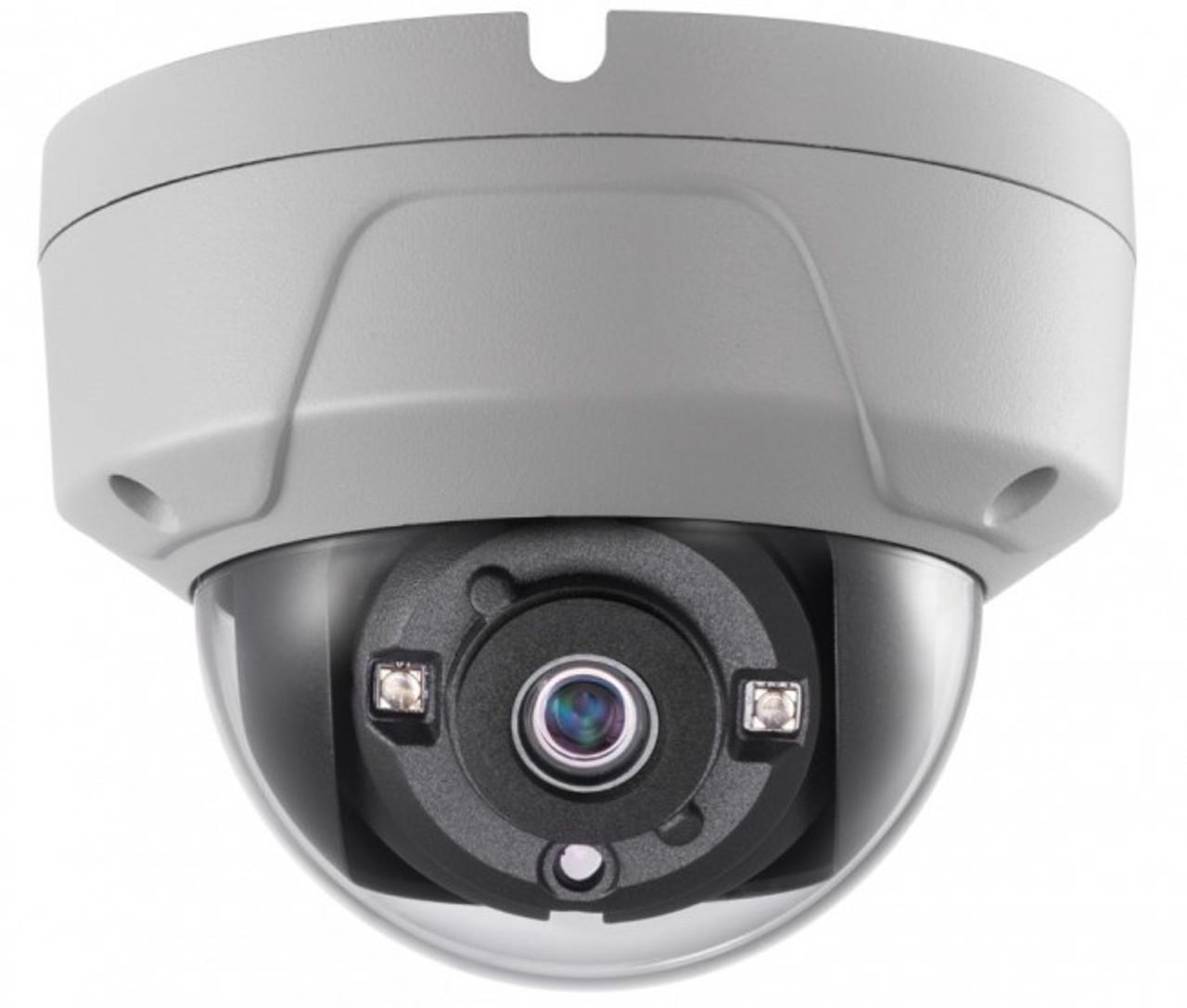 2MP TVI 3.6MM Classic Dome Camera