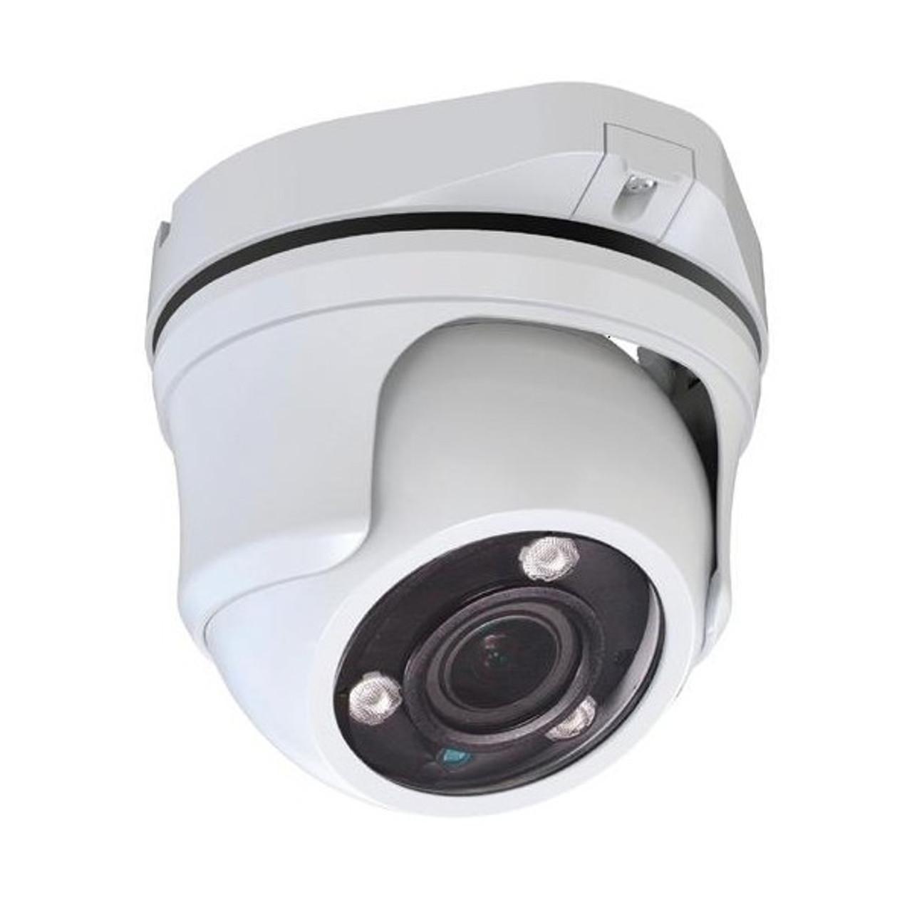2MP TVI 2.8MM-12MM Varifocal Eyeball Dome Camera