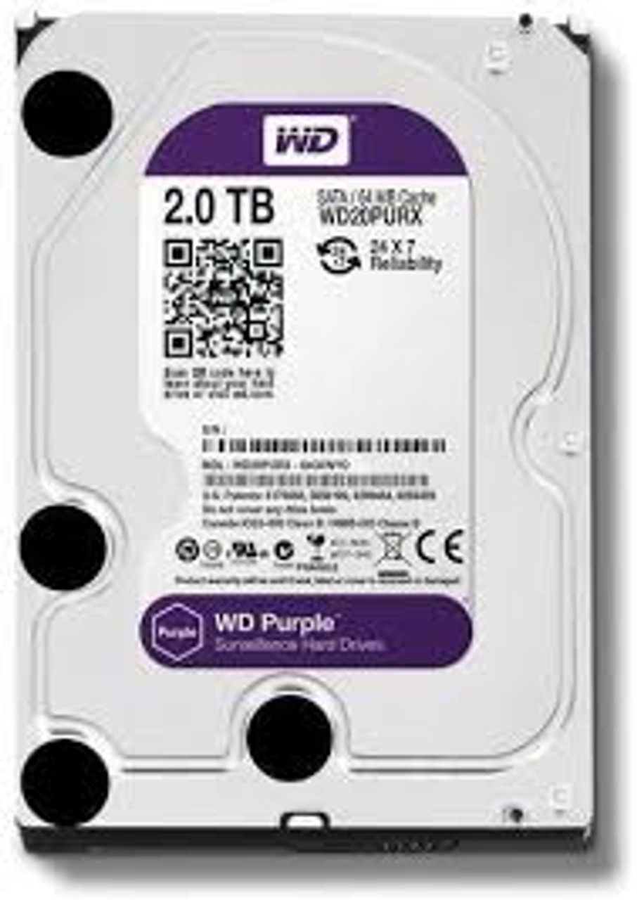 1TB Security Grade HDD