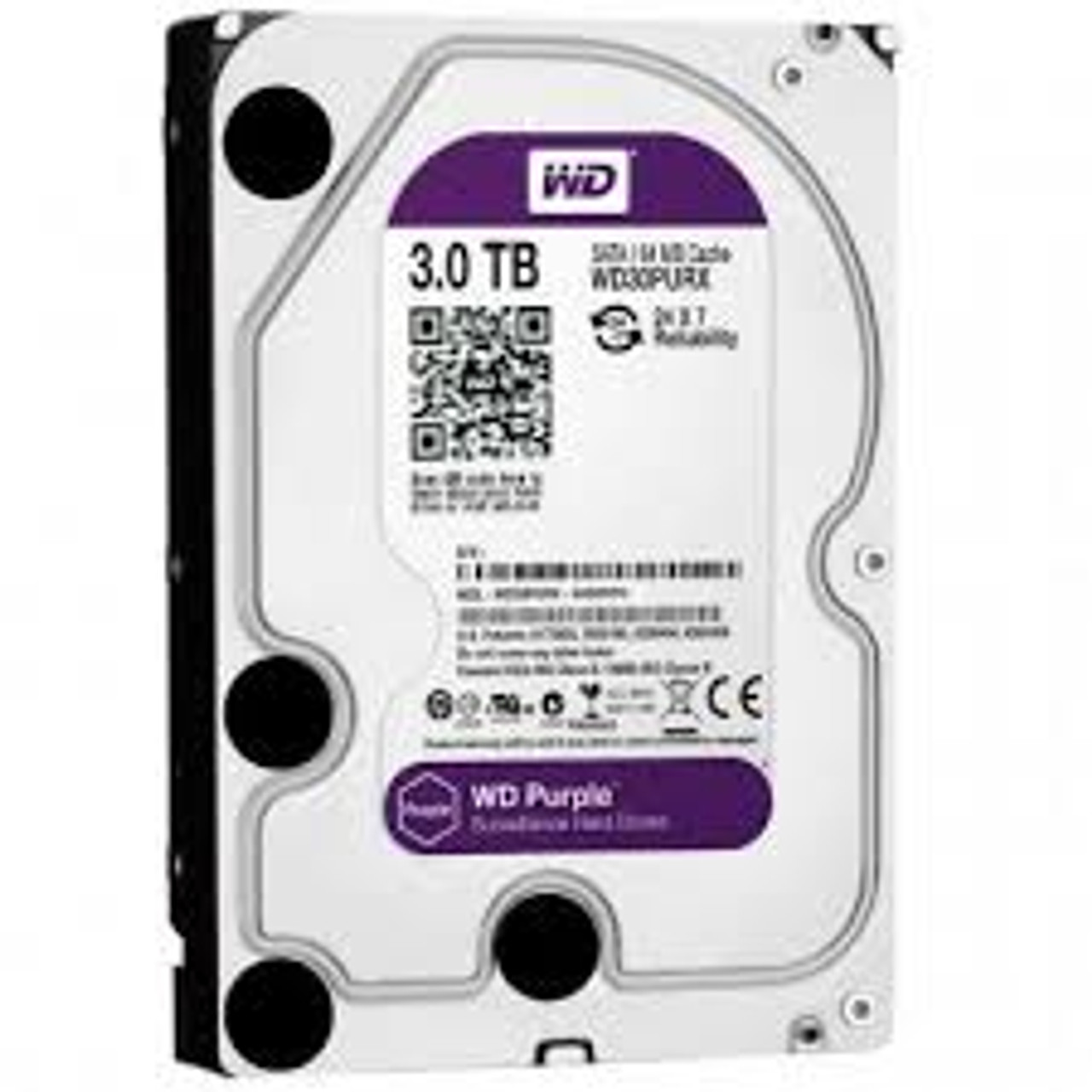 3TB Security Grade HDD