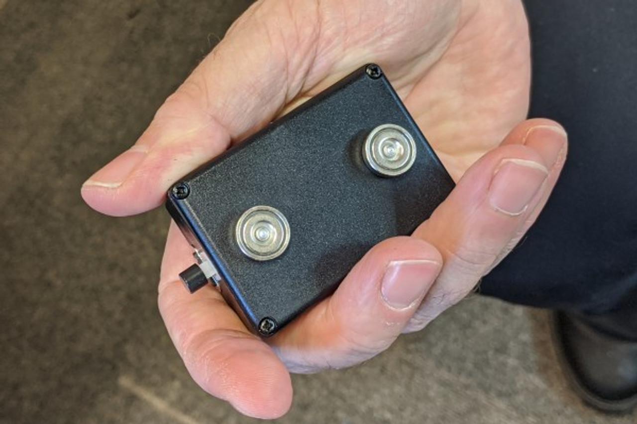 Black Vox Audio Recorder