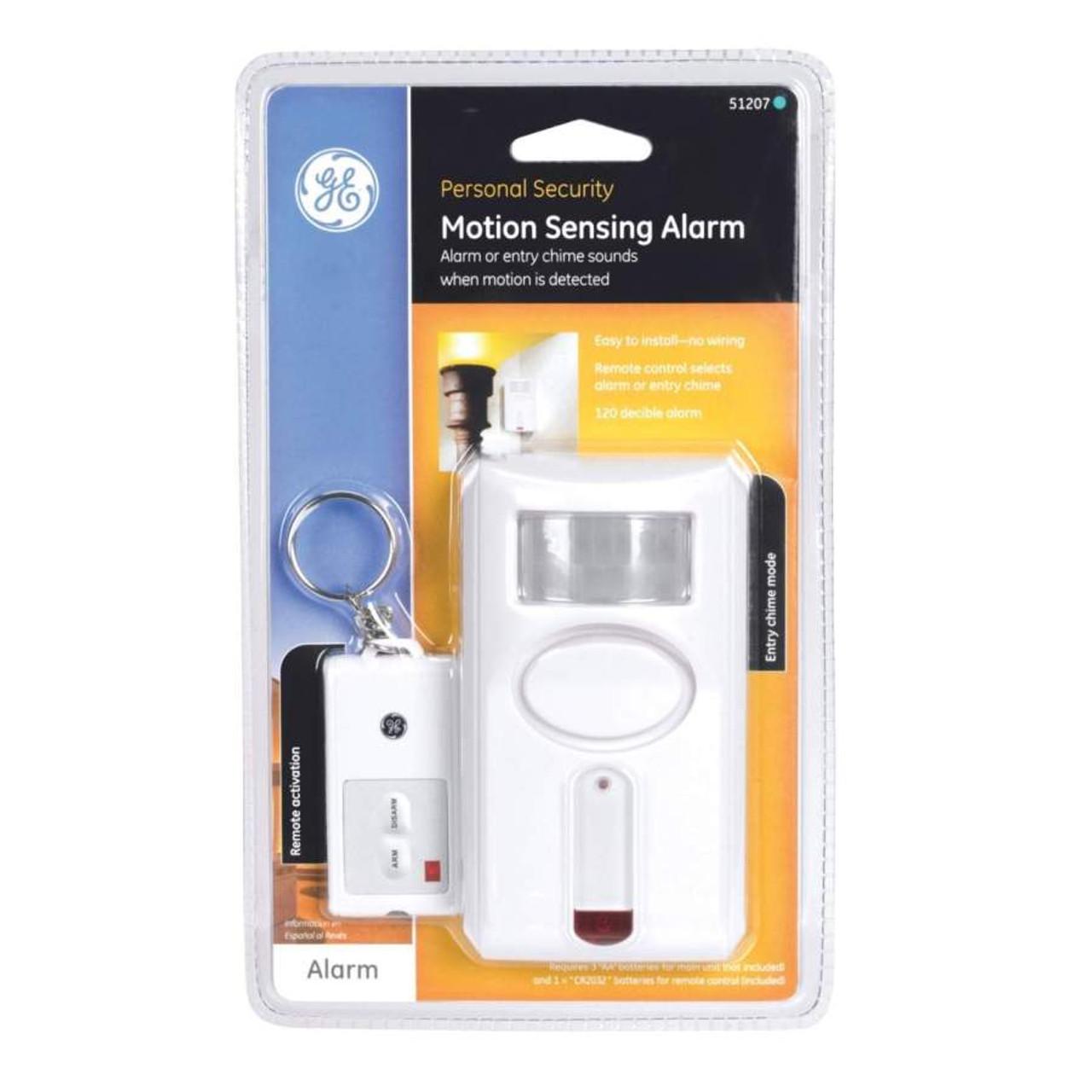 120dB Motion Sensing Home Alarm
