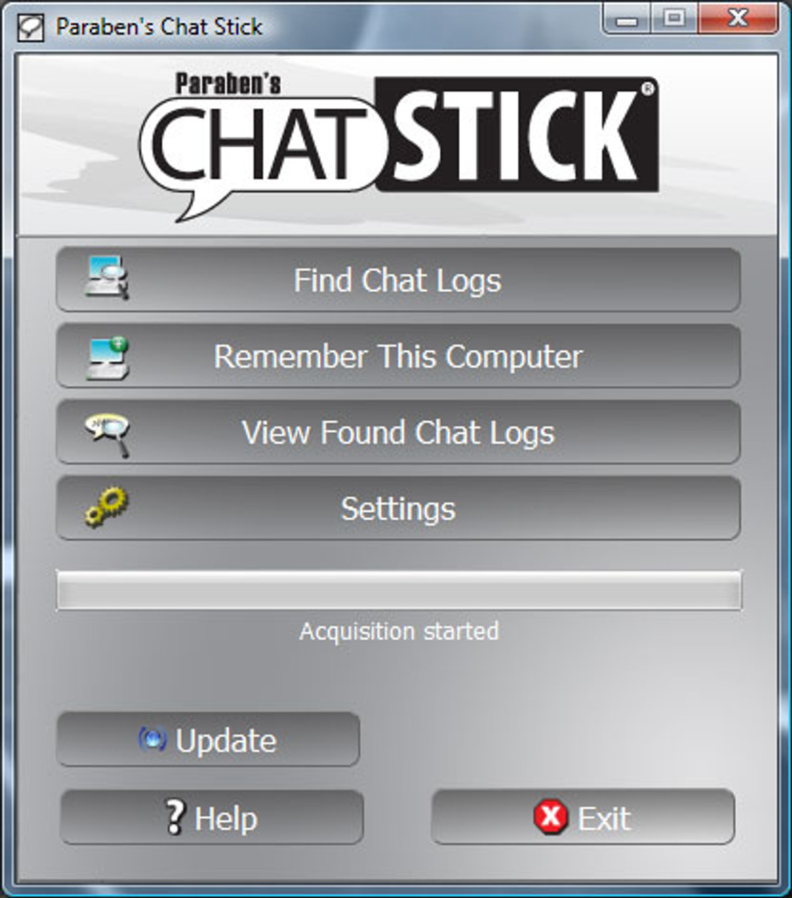 Paraben Chat Stick Online Monitoring for PCs