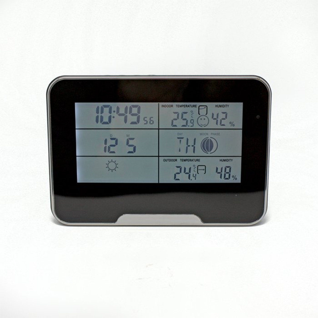 Zone Shield WiFi Weather Station Hidden Camera