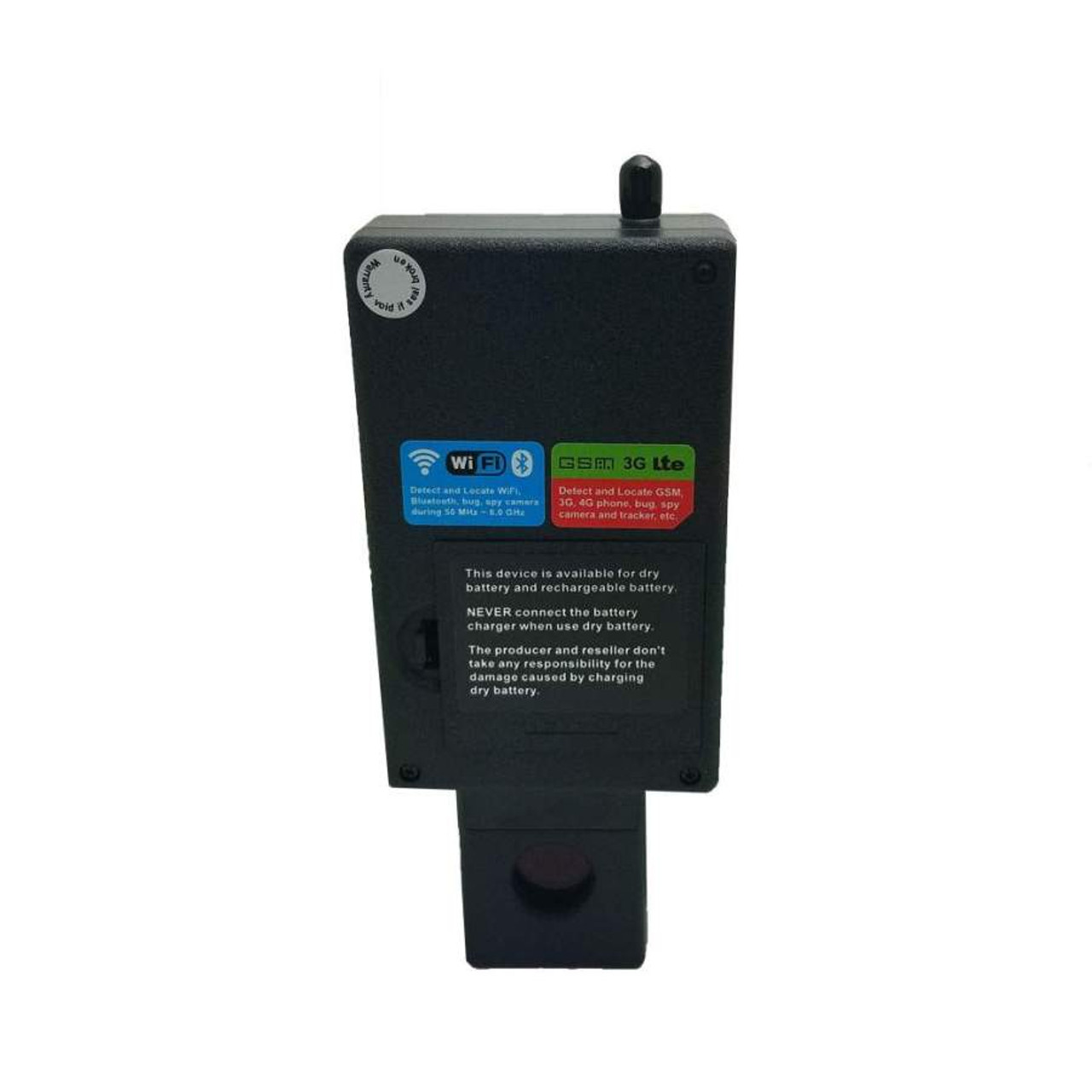 Portable RF and Camera Detector