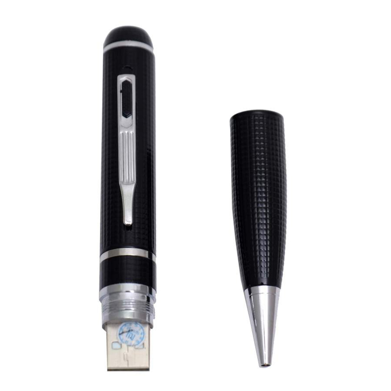 2K Hidden Pen Camera with Motion Activated Recording
