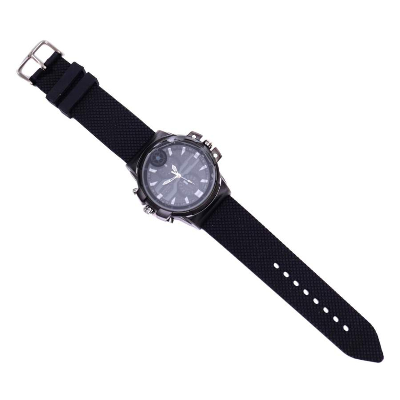 2K Watch with Hidden Spy Camera and Recorder