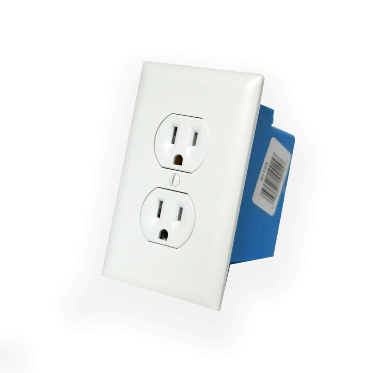 WiFi Wall Outlet Hidden Spy Camera