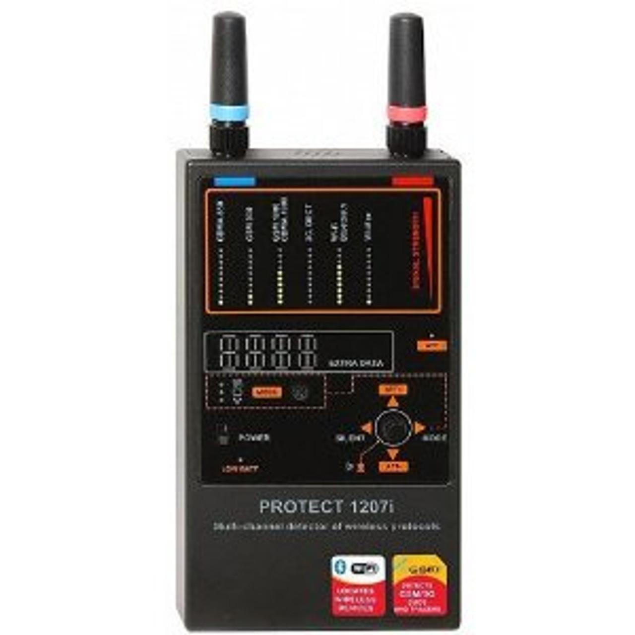 Multi-Channel Detector for Wireless Protocols DD1207