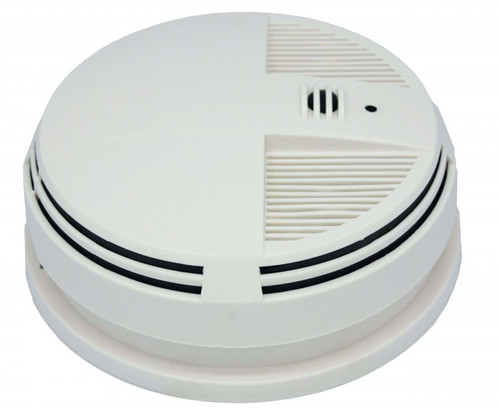 Xtreme Life Wi-Fi Night Vision Smoke Detector (side view) Hidden Camera
