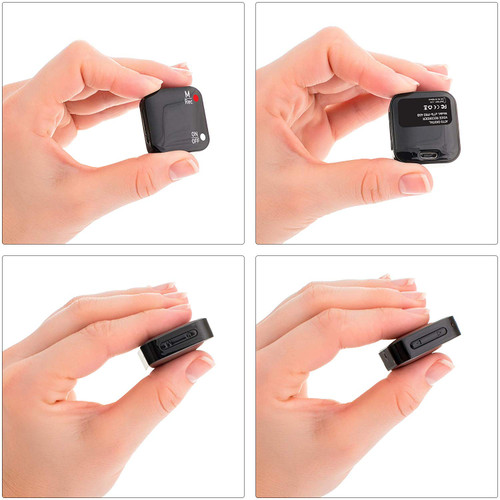 4GB Mini Voice Recorder