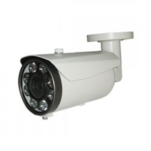 2MP TVI 2.8MM-12MM Varifocal Motorized Bullet Camera