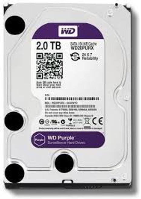 2TB Security Grade HDD