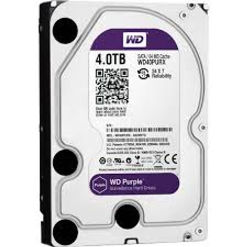 4TB Security Grade HDD