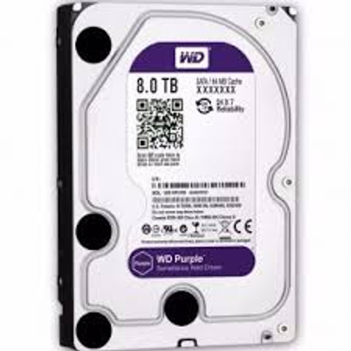 8TB Security Grade HDD