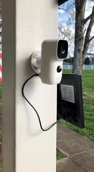 2MP Solar Powered Camera