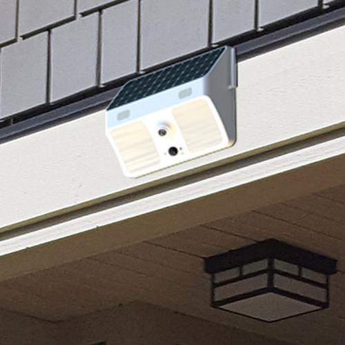 Low Power Solar Floodlight Camera