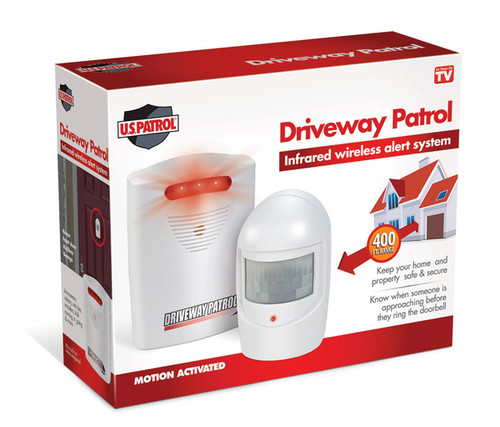 Wireless Driveway Patrol