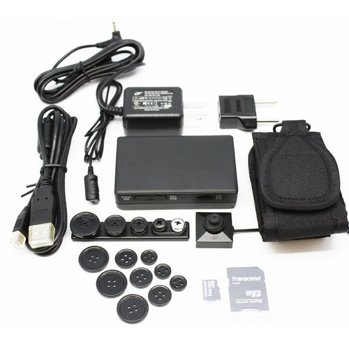 Wi-Fi Bundle Camera and Handheld DVR