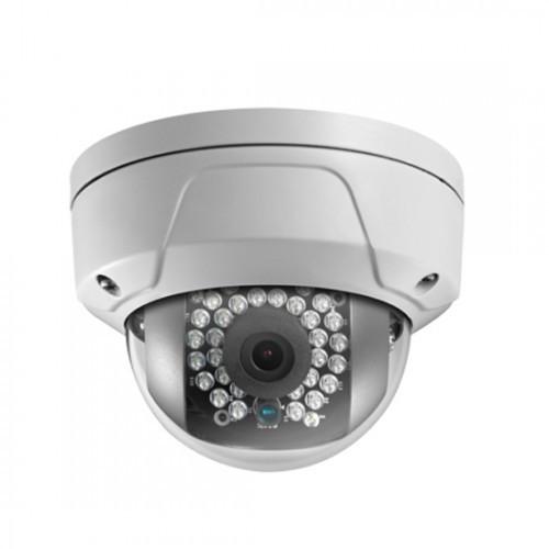4MP Wireless IP Vandal Dome Camera